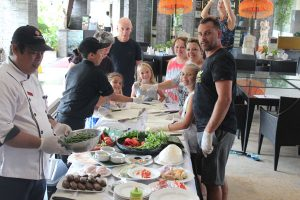 Cooking Class at Adhiyoga Restaurant