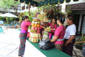 Gebogan-Balinese Offering