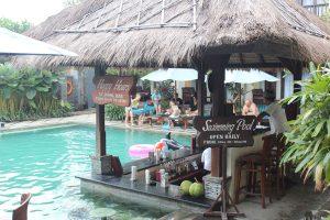 Happy Hour at Pool Bar