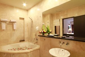 Spa Bath of Super Deluxe Room