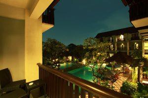 Balcony of Superior Room