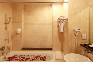 Bath Room of Deluxe Room