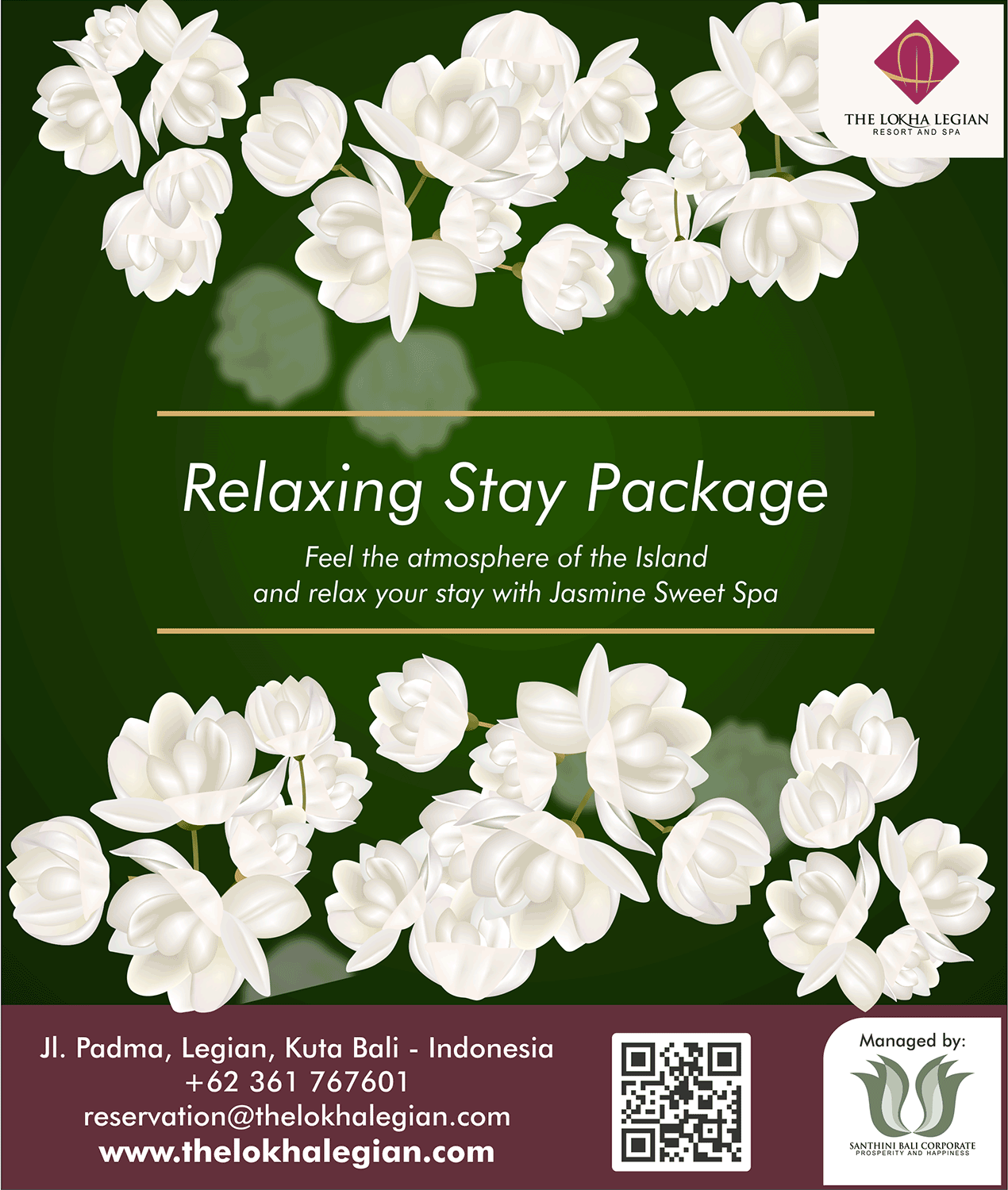 Relaxing Stay Package
