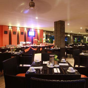 Adhiyoga Restaurant, Bar