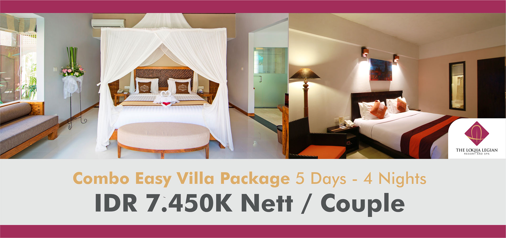 Combo-easy-Villas-Package